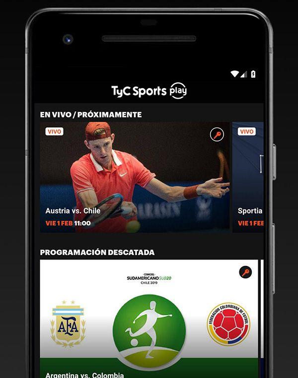 ver tyc sports play online gratis