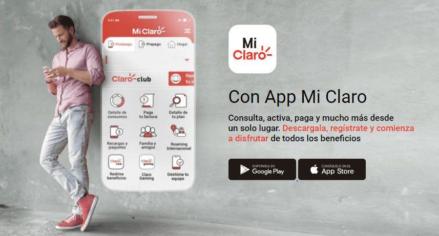 App Mi Internet gratis Claro Colombia