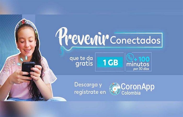 CoronApp - Cómo tener internet gratis de Claro Colombia 2020