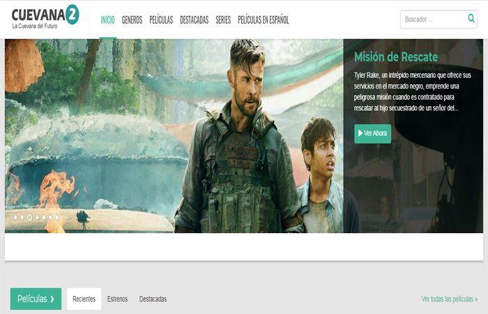 Cuevana2.io – Ver películas rápido