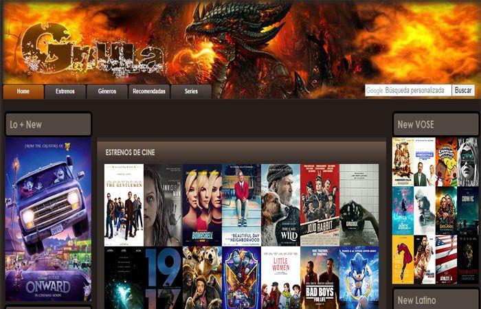Gnula.nu – Sitio web de películas online