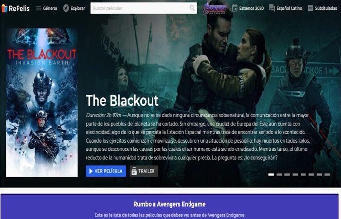 Repelisgo.net – Mejores películas subtituladas en español