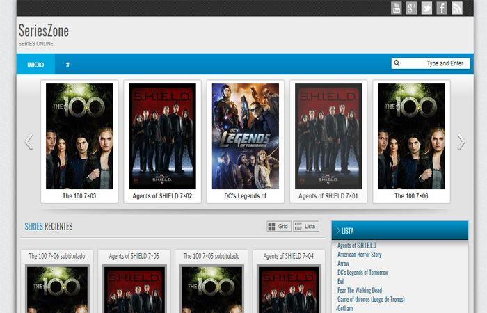 series online subtituladas