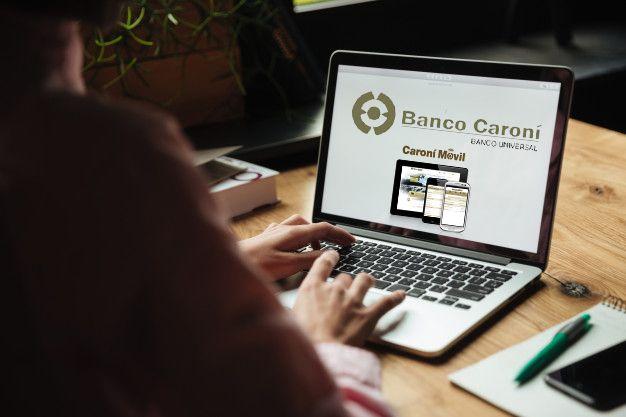 banco caroni persona - consulta estado de cuenta