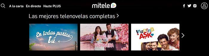ver telenovelas completas gratis