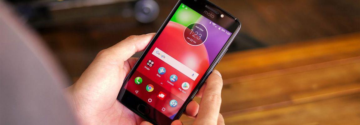 Cómo desbloquear un celular Motorola