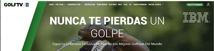 ver canal plus golf gratis