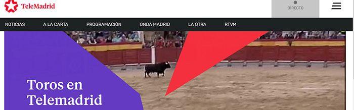 ver toros gratis 2021 en vivo
