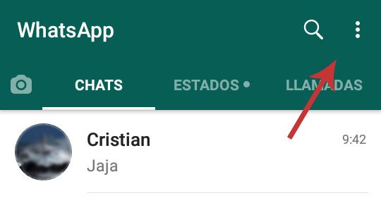 omo ver quien ha visto mi estado de whatsapp