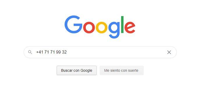 buscar personas por su numero de celular de forma gratuita usando google