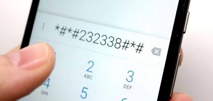 números para saber si está hackeado mi celular