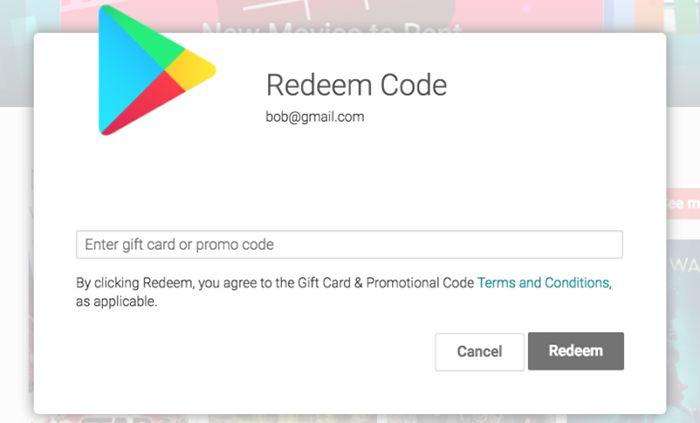 como conseguir tarjetas de google play gratis