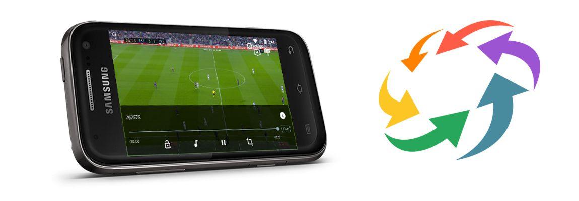 Ver fútbol en AceStream
