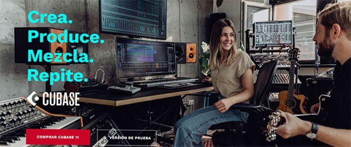 otros programas para edicion de audio cubase