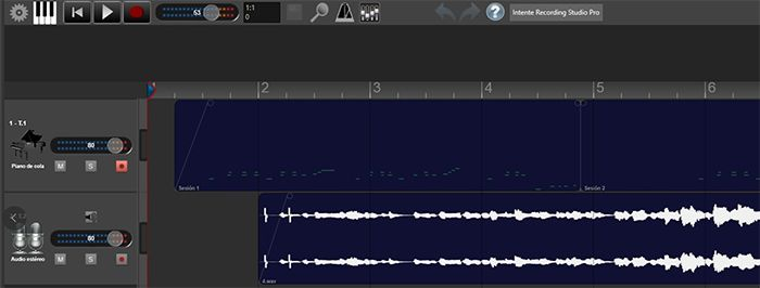 otros programas para edicion de audio recording studio